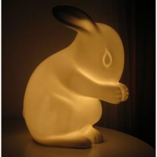 Review: White Rabbit England – Rabbit Lamp Nightlight