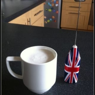 Review: Union Jack Aerolatte Milk Frother
