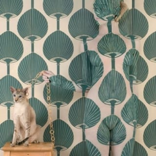 Wallpaper Wednesday: Decor for your ceilings