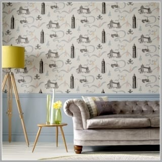 Wallpaper Wednesday: Graham and Brown Jubilee Giveaway