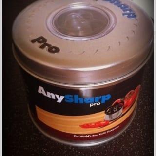 Any Sharp Pro Knife Sharpener Review
