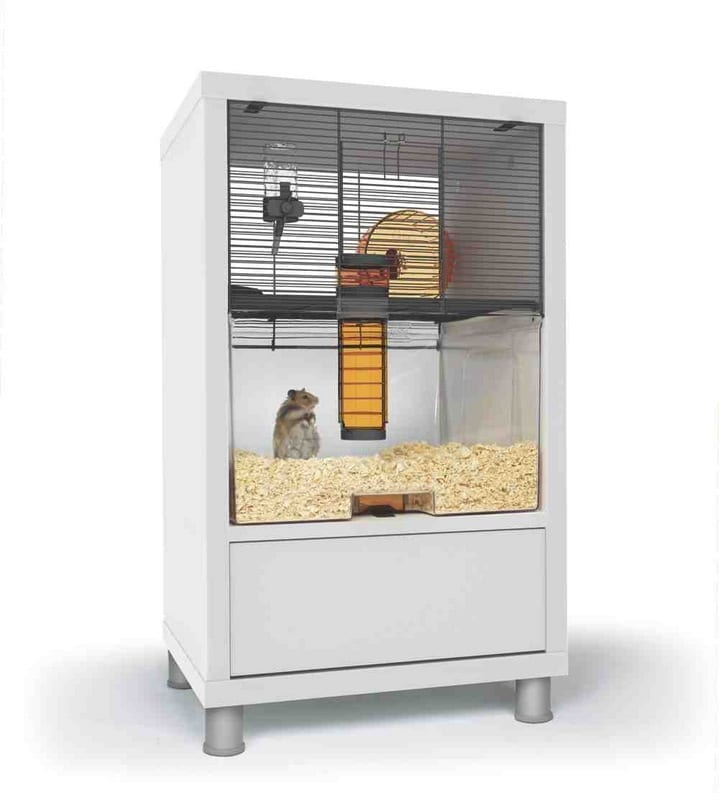 A New Style of Animal Home Love Chic Living : 1 Qutehamster3quarterview 2 from lovechicliving.co.uk size 719 x 800 jpeg 81kB