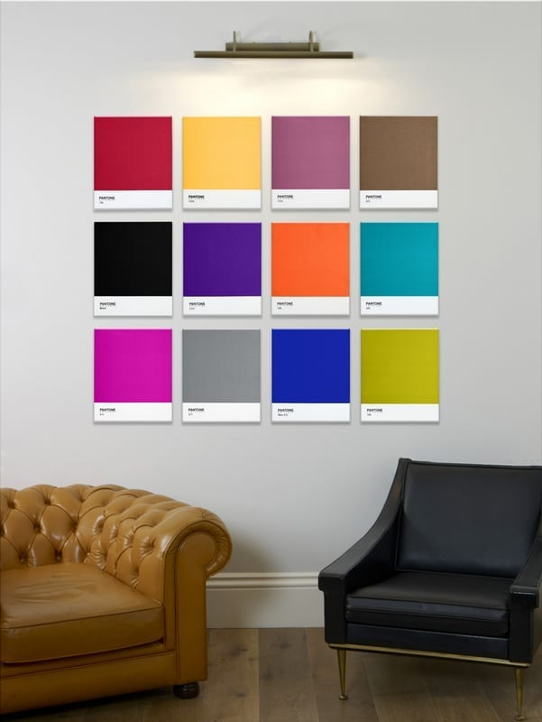 Pantone Universe Art Canvas Review and Giveaway - Love ...
