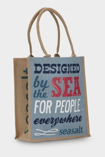 designer handmade shopper bag