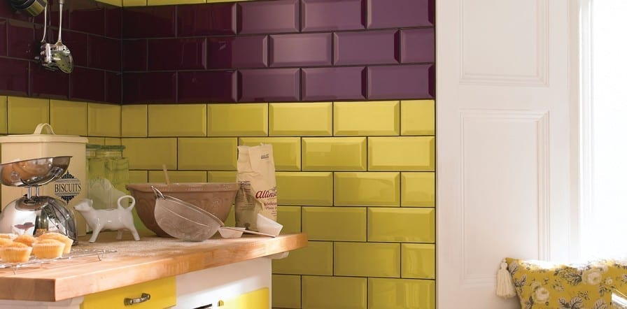 aubergine kitchen tiles top 5 ways to add tile style to your home chic living 1386