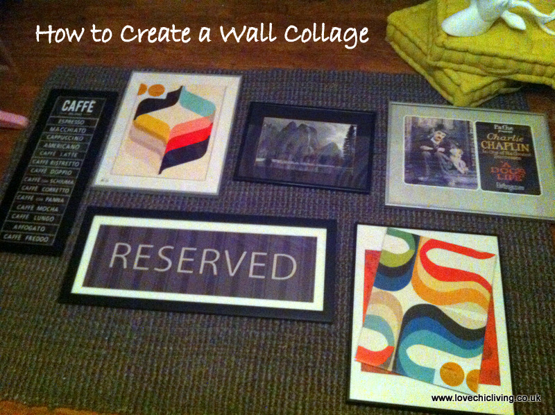 Creating wall art