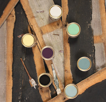 paint schemes from Farrow and Ball