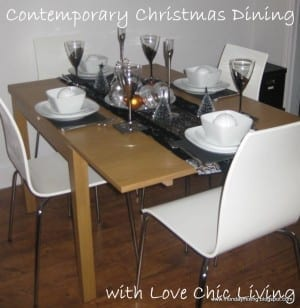 Love Interiors Linky: Dining Room Makeover Project #6