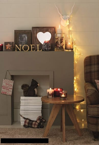 How to create a contemporary christmas home, using ideas and tips that will suit all home styles. This is such a popular look now, make your home fabulous this Christmas.