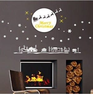 Chic Showcase: Decowall Wall Stickers