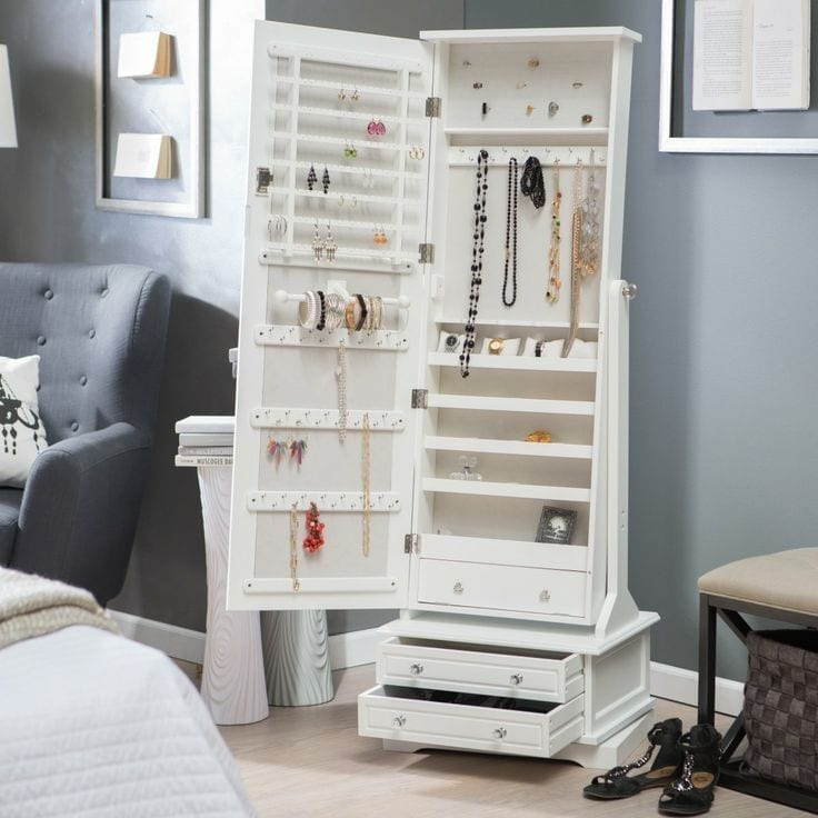 Smart Storage Ideas For Your Bedroom Love Chic Living