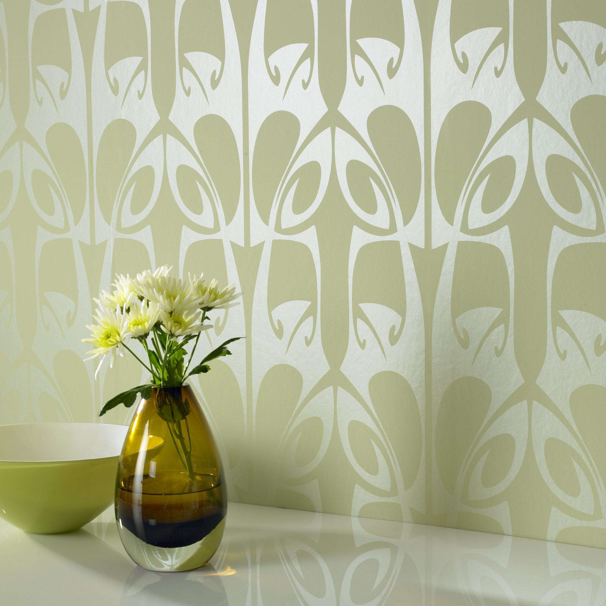 bold contemporary wallpaper - photo #18