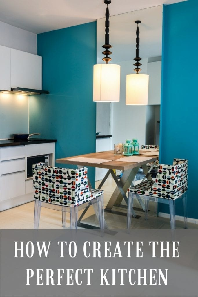 Creating the perfect kitchen can be difficult, click through for some top tips on how you can create the perfect design for your kitchen