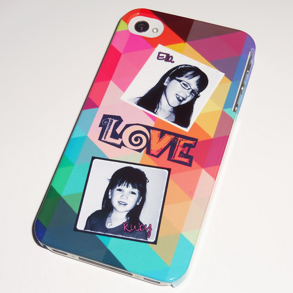 personalise your phone case
