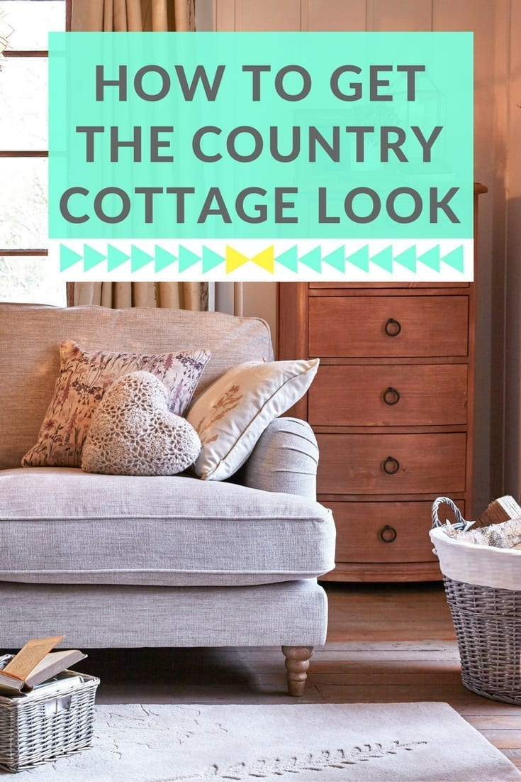 A country cottage look can still be a modern look. Tricks like developing an attractive fireplace and adding cute finishing touches will all add to the desired effect. Click through for more tips on how to give your home the Country Cottage look...