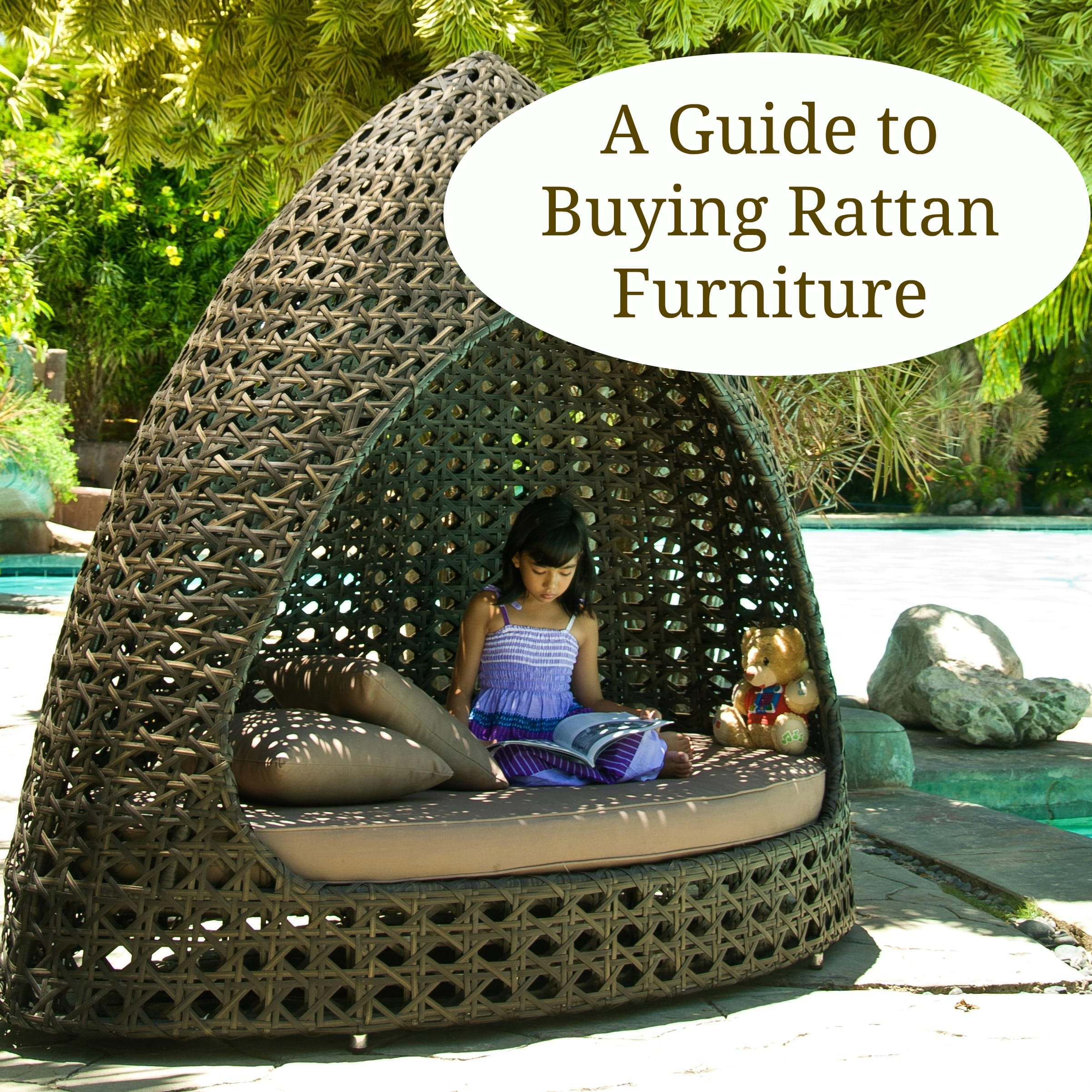 Advice And Tips On What To Look Out For When Buying Rattan Furniture