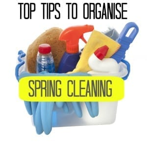 Top Tips To Organise Your Spring Cleaning Love Chic Living