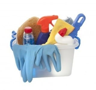 Top Tips to Organise your Spring Cleaning