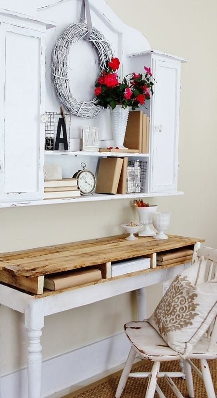 Do It Yourself Home Design: Upcycling Interiors: 10 Top Pallet Ideas