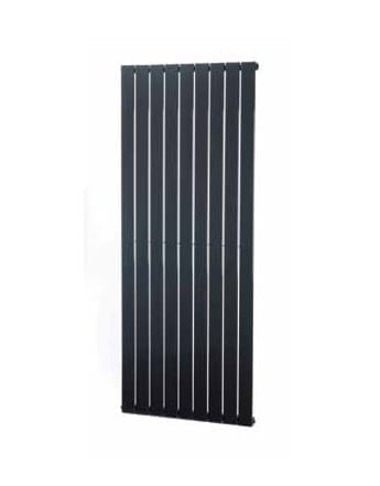 anthracite contemporary radiator