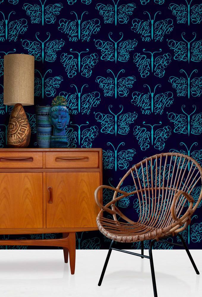 mini moderns wallpaper