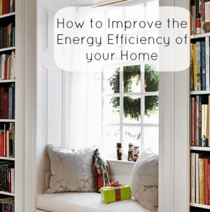 energy efficiency top tips