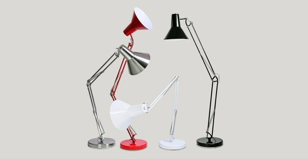 designer lighting at made.com