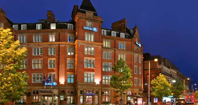 hilton hotel review