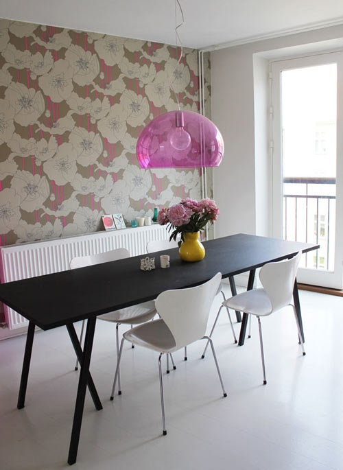 how to add colour to a room
