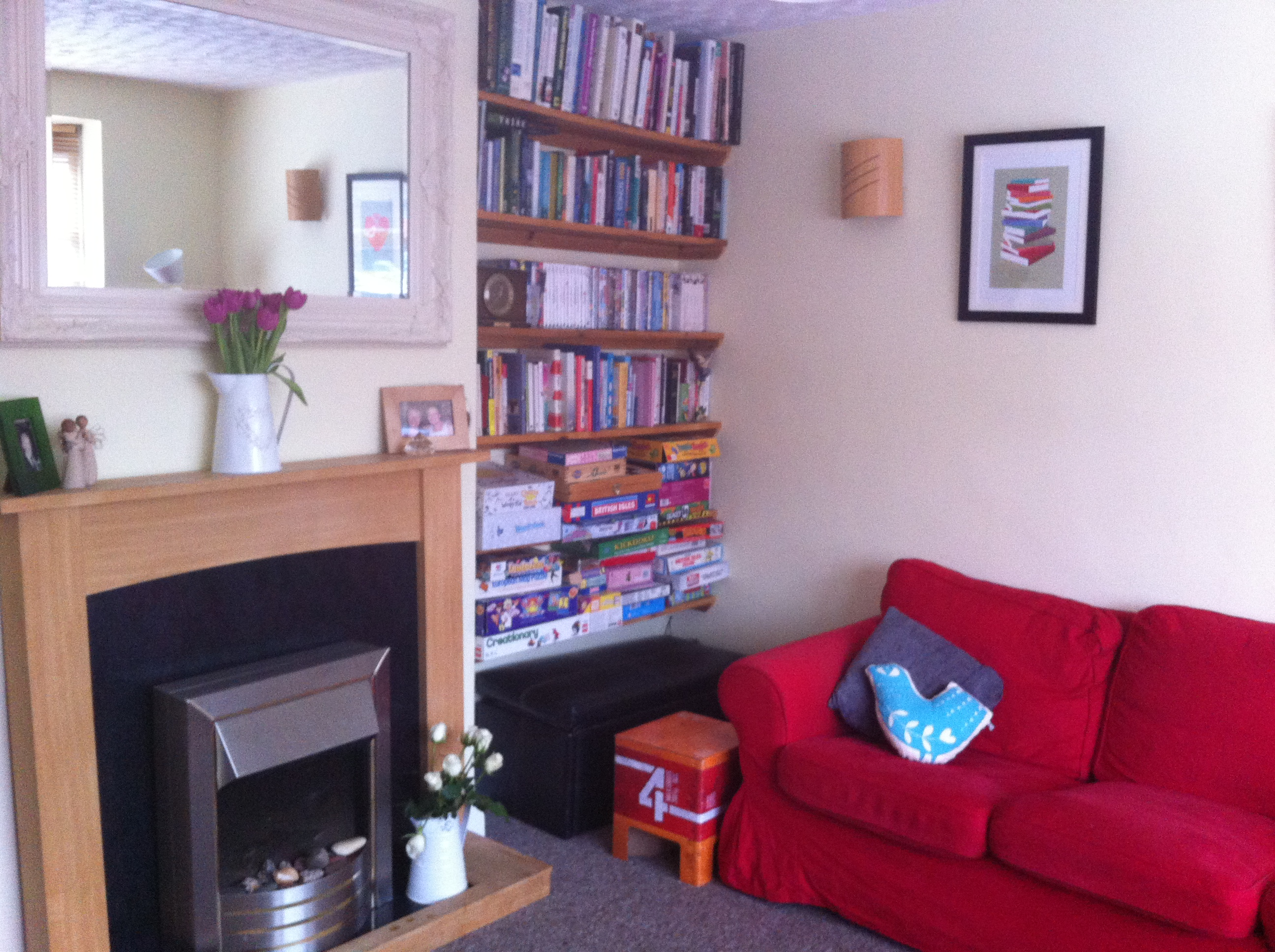 Real living my favourite room with becky goddard hill for Real living room ideas