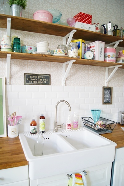 tips for a kitchen utility room