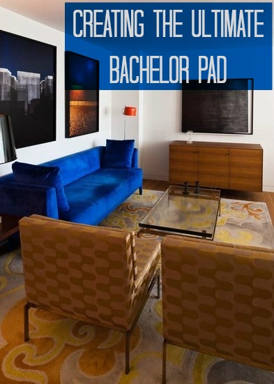 ultimate bachelor pad