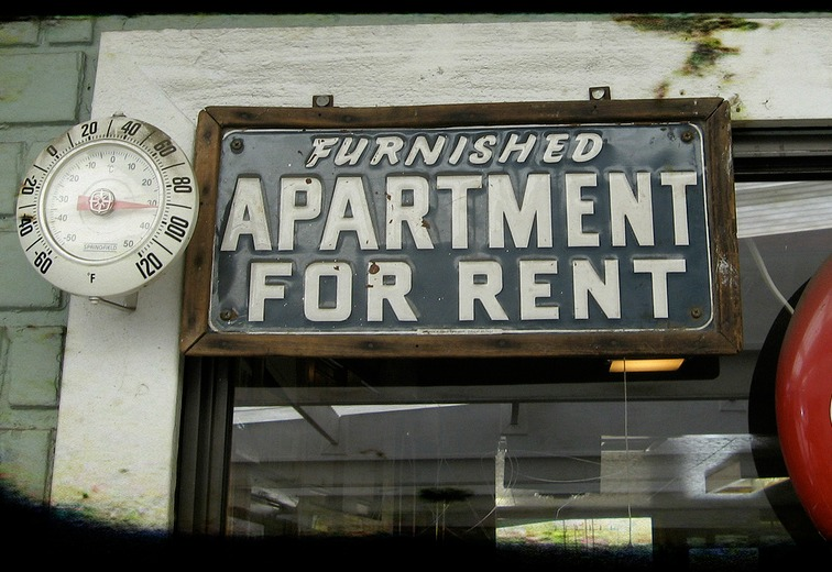 Furnished residential property
