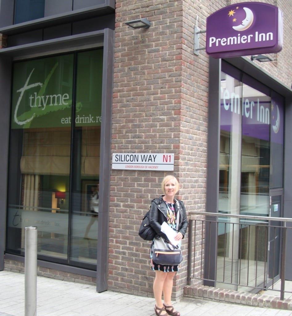 Premier Inn London Street
