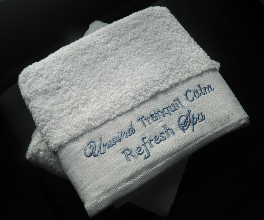 chic at home towel review