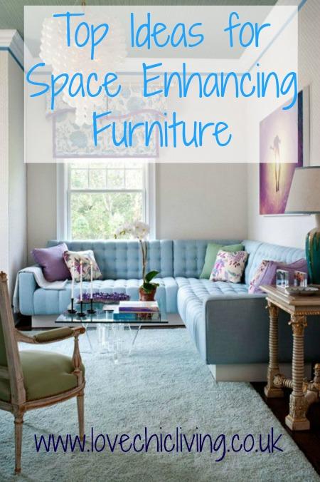 space enhancing furniture