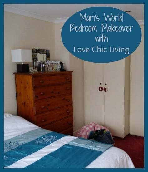 real living bedroom makeover