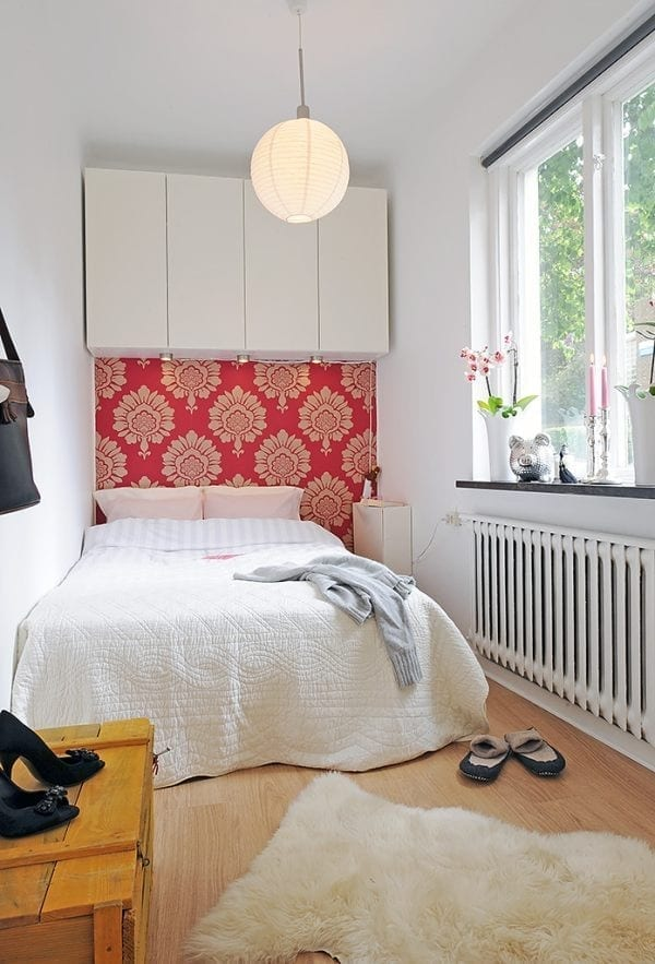 How To Make The Most Of A Small Bedroom Love Chic Living