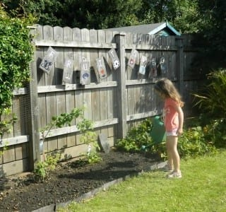 Homebase Garden Makeover Project: Kids and the Garden
