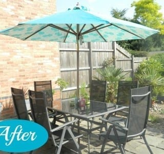 Homebase Garden Makeover Project: The Final Reveal