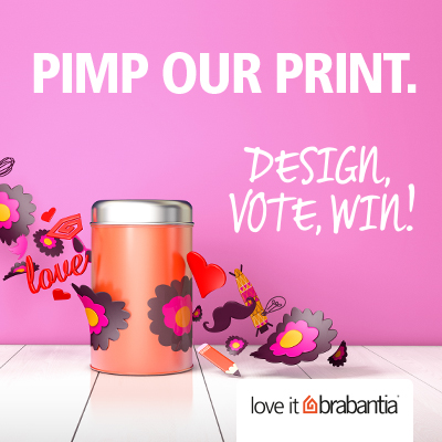 PoP Brabantia Design competition