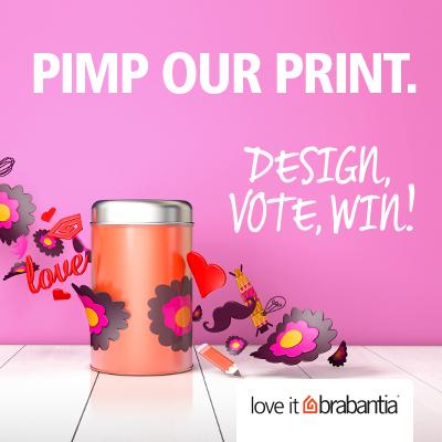 PoP Brabantia Design competition