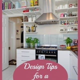 Top Tips: Design Ideas for Small Kitchens