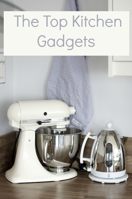 What are the essential kitchen gadgets