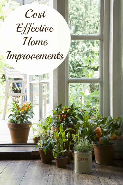 How to get a financial return on your home improvements
