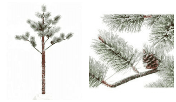 Christmas Home: Best Twig Christmas Trees