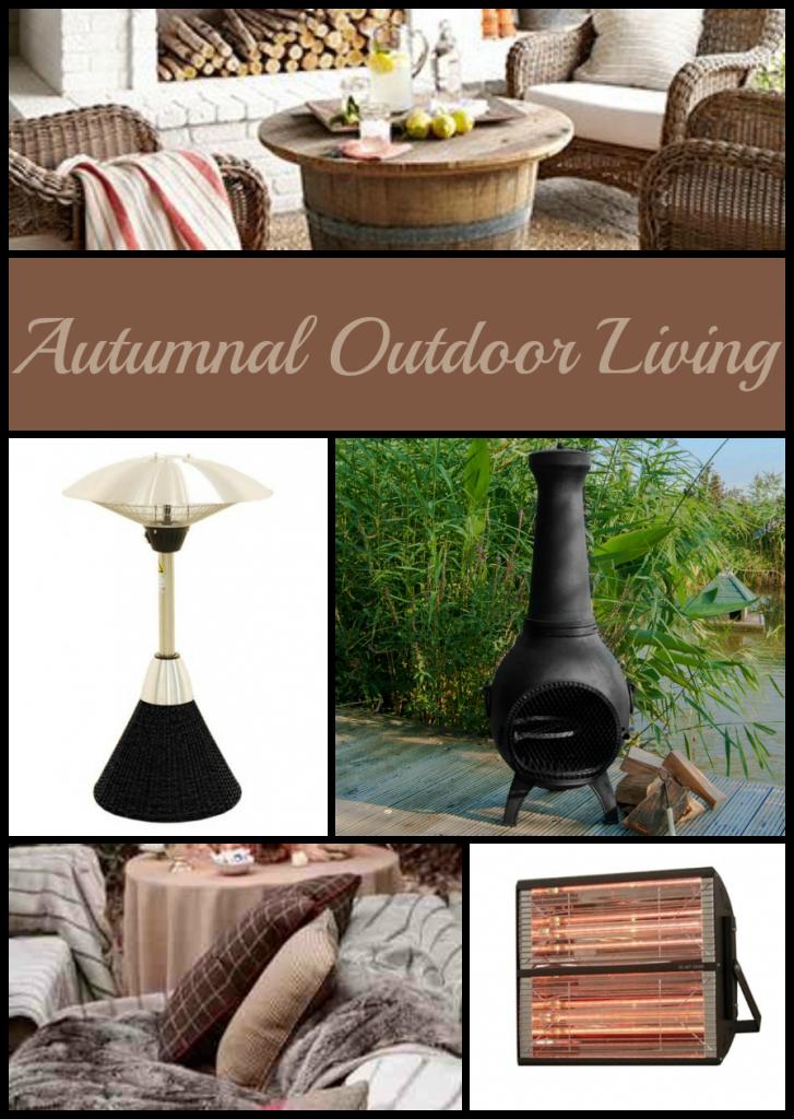 autumn outdoor living