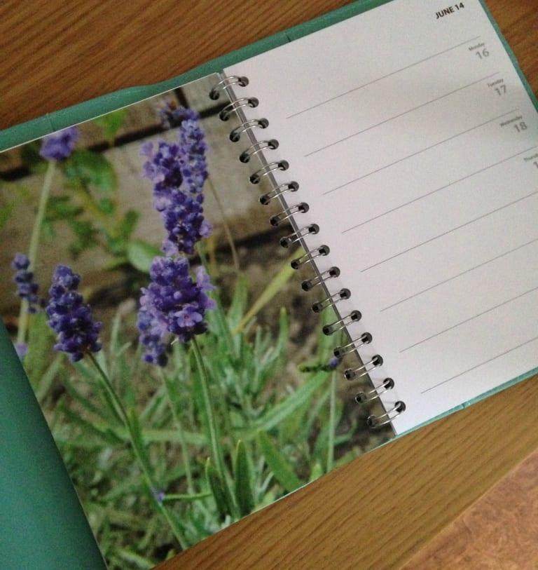 Photobox Deluxe photo diary