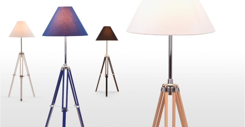 Navy lamp review