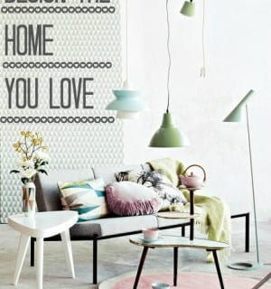Be Brave and Make a New Home your Canvas